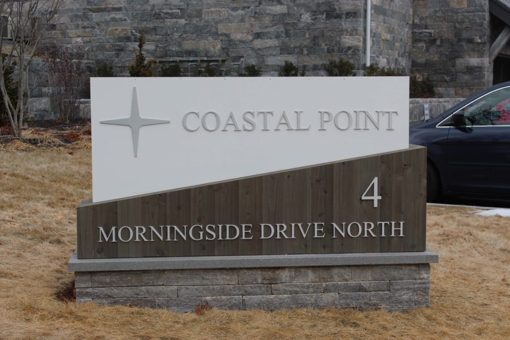 coastal point monument
