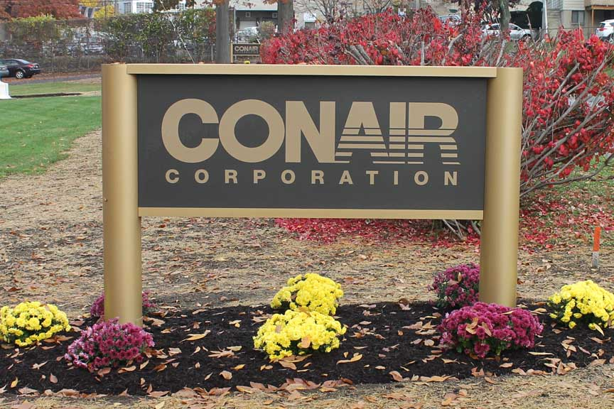 conair post and panel sign