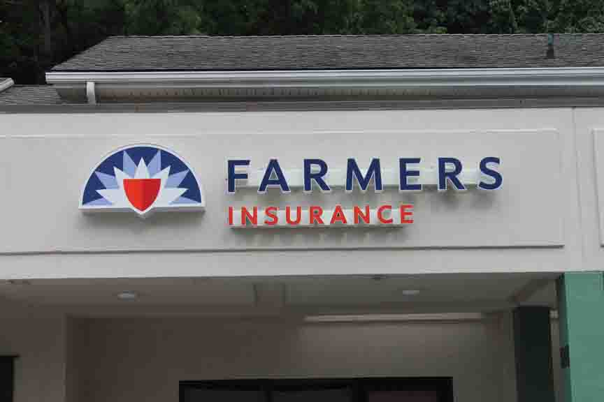 Farmers Insurance Channel Letters