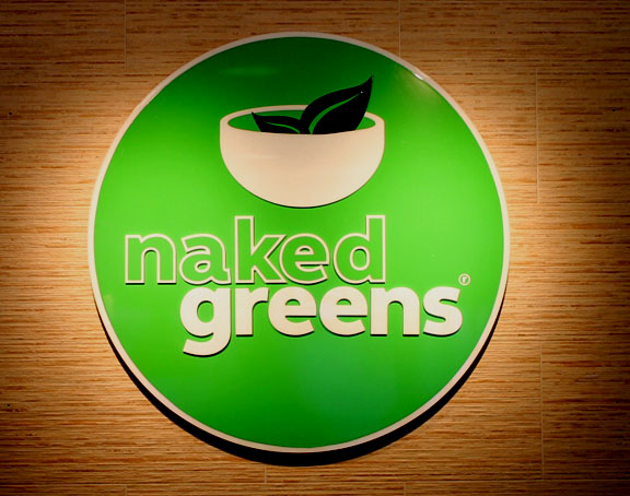 naked greens wilton dimensional letters