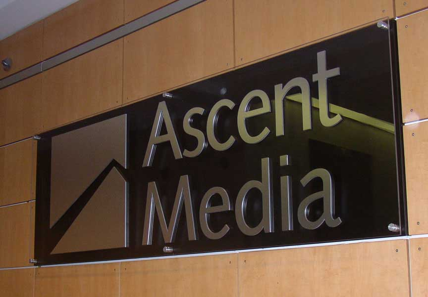 Ascent Media Pan signs