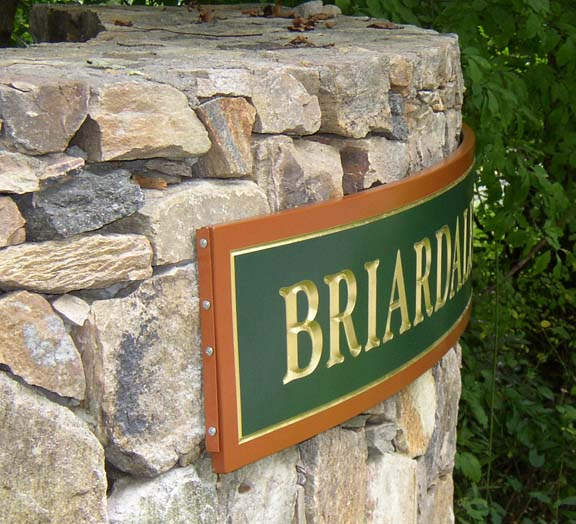 Briardale Carved